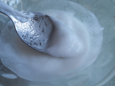 my homemade toothpaste
